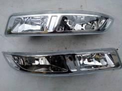 Фара противотуманная. Nissan Almera Classic, N16, N17 Двигатель QG16