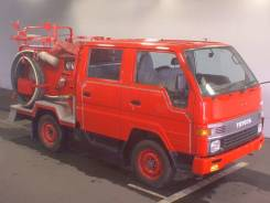 Toyota Hiace. Без пробега по России! Тойота Хайс 4WD, рама LH85, 2 400 куб. см., 1 500 кг.