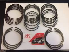 Кольца поршневые. Toyota: Cresta, Supra, Crown, Celica, Mark II, Chaser, Soarer Двигатели: 1GEU, 1GE, 1GEJ