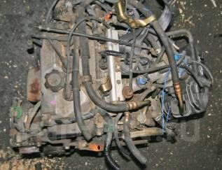 Двигатель в сборе. Honda Life Двигатель E07A