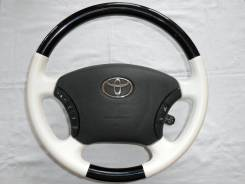 Руль. Toyota: Hilux Surf, 4Runner, Hilux, Land Cruiser, Land Cruiser Prado, Camry, Avensis Verso, Alphard, Highlander, GX470, Estima, Hilux / 4Runner...