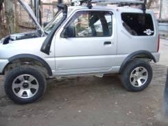 Шноркель. Suzuki Jimny, JB23W Двигатель K6A