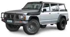 Шноркель. Nissan Patrol Nissan Safari, FGY60, R160, RG160, VRGY60, VRY60, WGY60, WRGY60, WRY60, WYY60. Под заказ