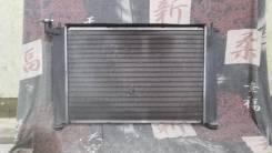 Радиатор охлаждения двигателя. Toyota Isis, ANM10, ANM10G, ANM10W
