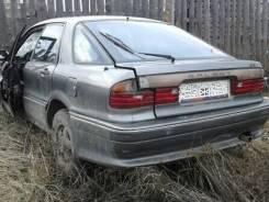 Амортизатор двери багажника. Mitsubishi Galant, E33A