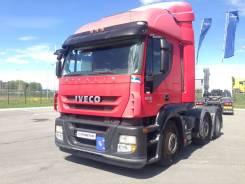 Iveco Stralis. 6x2 2009 г, 10 000 куб. см., 30 000 кг.