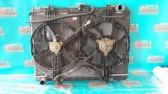 Радиатор охлаждения двигателя. Nissan: Presage, Prairie, Liberty, Bassara, R'nessa Двигатели: KA24DE, SR20DE