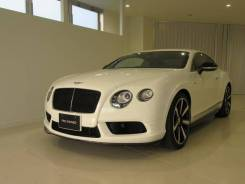 Bentley Continental GT. автомат, 4wd, 4.0, бензин, 5 200 тыс. км, б/п. Под заказ