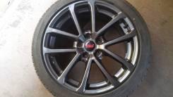 Subaru. 8.5x18, 5x114.30, ET55, ЦО 56,1мм.