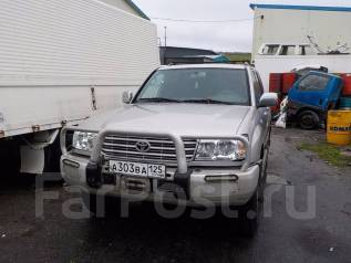 Toyota Land Cruiser. механика, 4wd, 4.5 (205 л.с.), бензин, 295 000 тыс. км