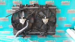 Радиатор охлаждения двигателя. Nissan Tino, V10 Nissan Expert, VW11 Nissan Avenir, W11 Двигатель QG18DE