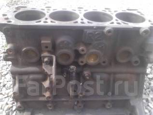 Блок цилиндров. Mazda Bongo Nissan Terrano II, R20 Nissan Vanette Truck Nissan Vanette Двигатель R2