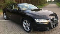 Audi A7 Sportback. 4G, 3 0 TFSI CGWB