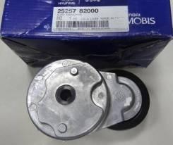Ролик натяжитель ремня вентилятора генератора D6HA / 2525782000 / MOBIS