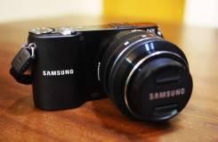 Samsung NX1000. 20 и более Мп, зум: 10х