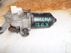 Мотор стеклоочистителя. Nissan Sunny Nissan NV150 AD Nissan Cefiro Nissan Wingroad