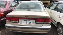 Крышка багажника. Nissan Sunny, SB15, FNB15, QB15, FB15, B15, JB15 Двигатели: SR16VE, YD22D, YD22DD, QG13DE, QG15DE, QG18DD
