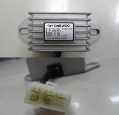 Реле зарядки 5 контактов / Регулятор напряжения / DAEWOO / 96374828 / 24V-28V ( прямоугольная )
