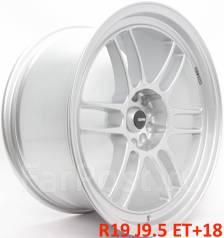 Enkei RPF1. 9.5x19, 5x114.30, 5x120.00, ET18, ЦО 73,1мм.