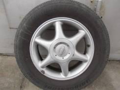 Nissan. x15, 5x114.30, ЦО 70,0мм.