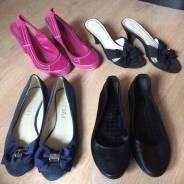 Обувь 36 размера, 4 пары Одним лотом.