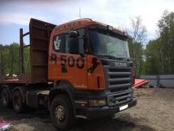 Scania R. Scania 6*4, 15 997 куб. см., 27 000 кг.