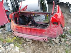 Задняя часть автомобиля. Honda Accord, CL7, CL9