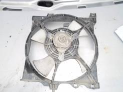 Вентелятор радиатора ниссан ад