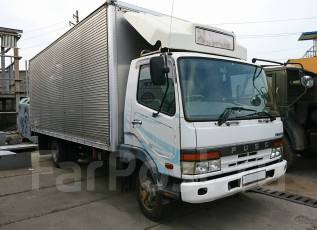 Mitsubishi Fuso Fighter. , 8 201 куб. см., 6 000 кг.