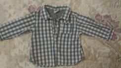 Рубашки. Рост: 50-60, 60-68, 68-74 см