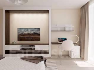Дизайн проект жилой квартиры. Тип объекта квартира, комната, срок выполнения месяц