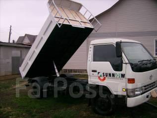 Toyota Dyna. Продам самосвал 3 тонны тойота дюна в Барнауле, 4 100 куб. см., 3 000 кг.