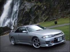 Обвес кузова аэродинамический. Nissan Skyline, ER33, ENR33, HR33, BCNR33, ECR33. Под заказ