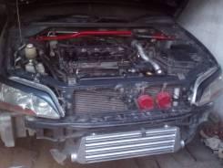 Двигатель в сборе. Mitsubishi: Lancer Cedia, Dion, Galant, Lancer, Aspire Двигатель 4G93T