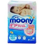 Moony. 4-8 кг 84 шт