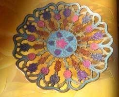 Вазочка- конфетница Индия. Оригинал