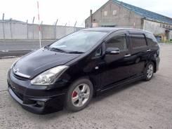 Toyota Wish. ZNE14G, 1ZZFE
