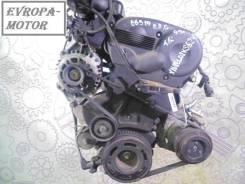 Двигатель (ДВС) на Opel Astra G 1998-2005 г. г. объем 1.6 л.