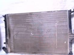 Радиатор охлаждения двигателя. Nissan Almera, G11, G15