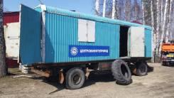 Прицеп-шасси 847080, 2002. Продам вагон, 1 000 куб. см.
