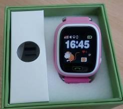 Умные детские часы с GPS-трекером