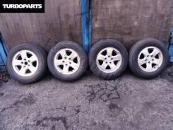 Штатное Литье на Terios/Cami/Pajero mini + Резина ''15[Turboparts]. 5.5x15 5x114.30 ET35