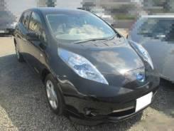 Nissan Leaf. вариатор, передний, электричество, 67 000 тыс. км, б/п