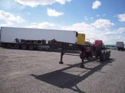Raven контейнеровоз (GRAU), 1998. Raven контейнеровоз - полуприцеп, 31 000 кг.