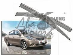 Ветровик на дверь. Nissan Sunny Nissan Almera