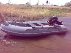 Продам моторную лодку. Год: 2012 год, длина 330,00м., двигатель подвесной, 18,00л.с., бензин