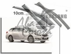 Ветровик на дверь. Subaru Outback, BRM, BRF, BR9 Subaru Legacy, BMG, BRM, BM9, BMM, BR9, BRF, BRG