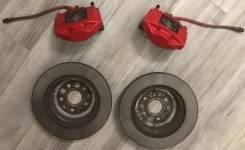 Рабочая тормозная система. Toyota: Supra, Cresta, Mark II, Chaser, Soarer
