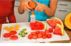 Набор для фигурной резки фруктов, скидка