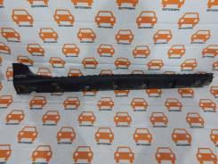 Накладка на порог. Renault Duster, HSA, HSM